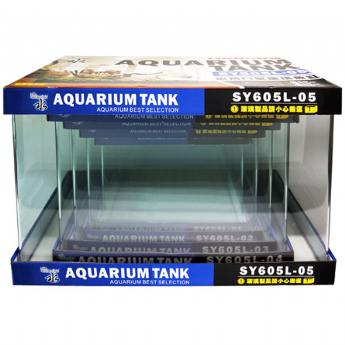 SY-605L Square Glass Tank 5in1